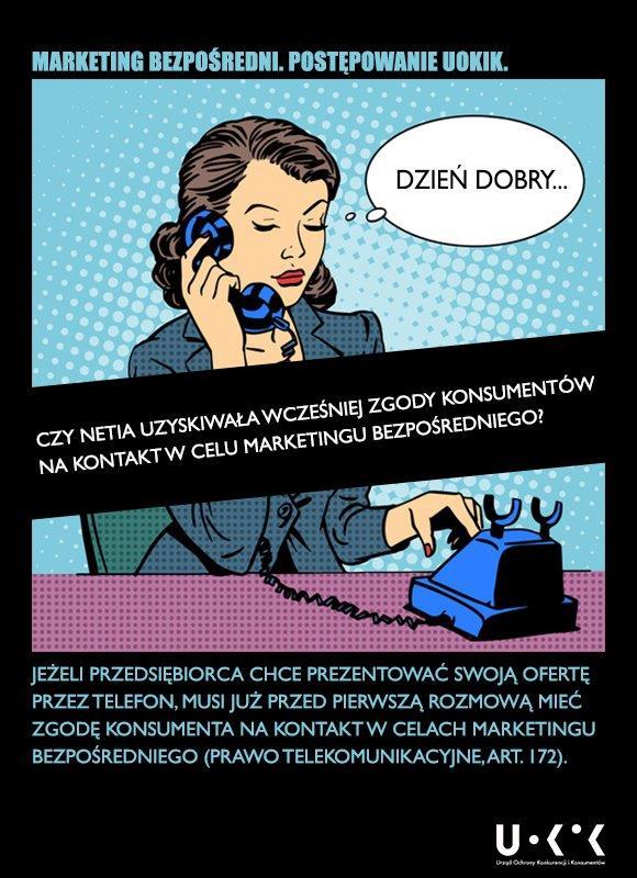 netia kontakt telefoniczny